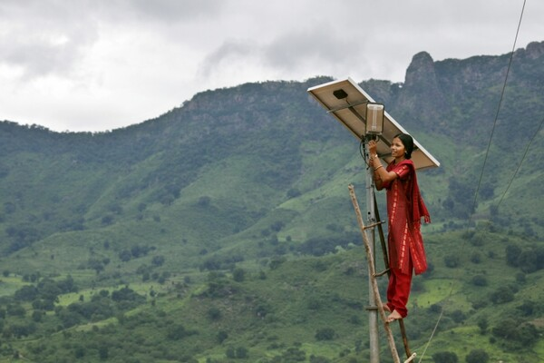 Bringing reliable, sustainable power to India