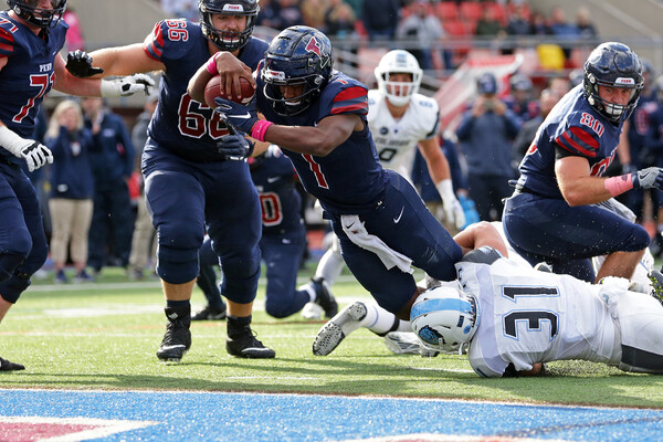 Penn football Columbia