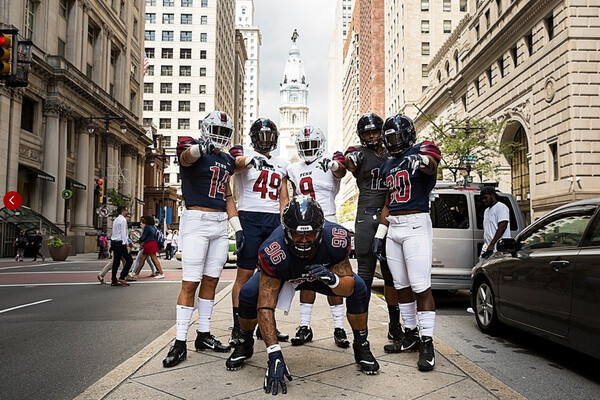 Penn Football China