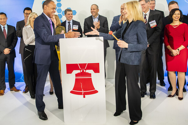 'Bell ringing' at JPOD launch