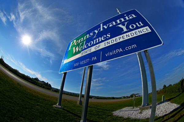 """Pennsylvania Welcomes You: State of Independence"""
