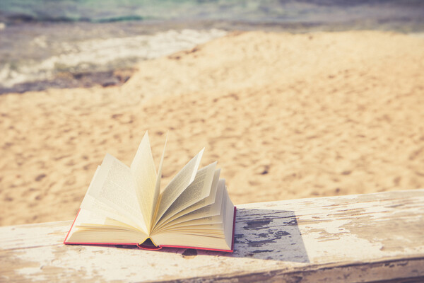 Book by the beach