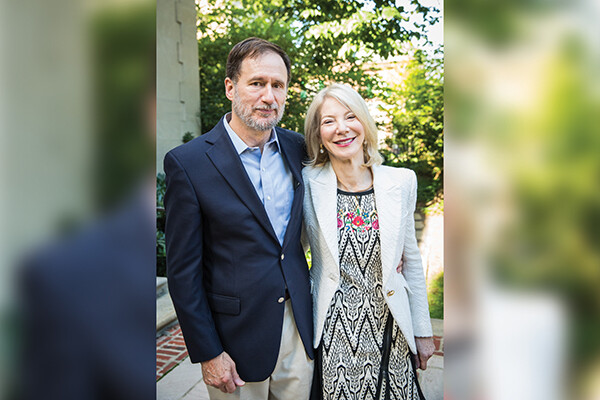 Michael Doyle and Amy Gutmann