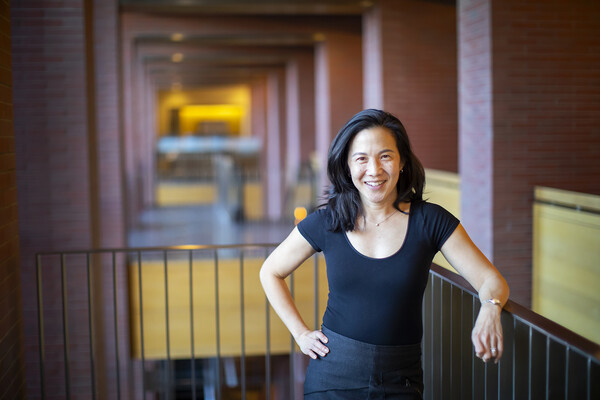 angela duckworth in huntsman hall