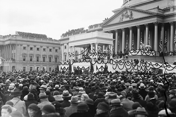 inauguration day for fdr
