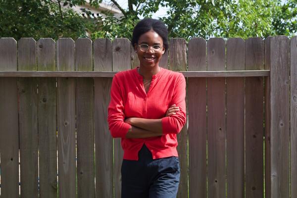 Penn student Tsemone Ogbemi