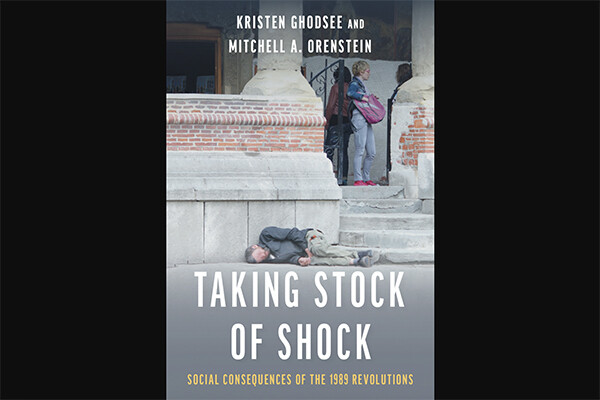 Book cover of Taking Stock of Shock: Social Consequences of the 1989 Revolutions.