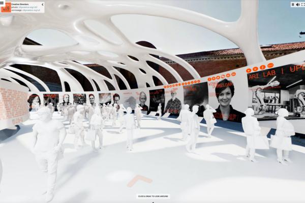 City X Venice Italian Virtual Pavilion